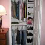 Small Bedroom Closet Organization Bedroom Amazing Small Space Closet Doors Inter...