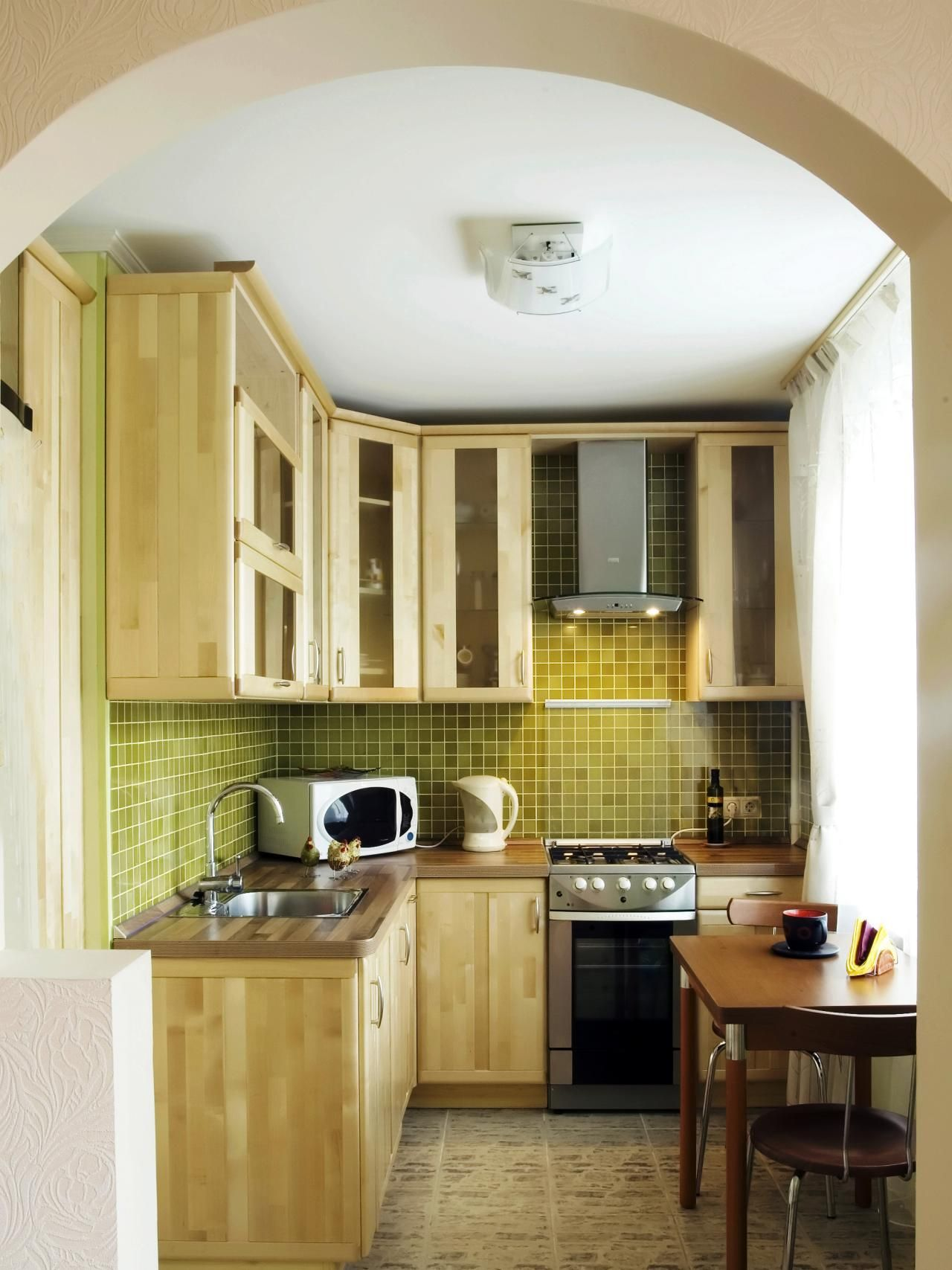 Small Eat-In Kitchen Ideas