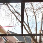 So installieren Sie moderne Pergola-Sparren ohne Halter - Haus Styling