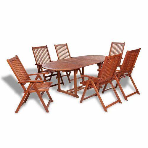 Sol 72 Outdoor Chan 6 Seater Dining Set | Wayfair.co.uk