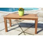 Sol 72 Outdoor Muni Teak Coffee Table | Wayfair.co.uk