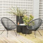 Sol 72 Outdoor Sharell 2 Seater Bistro Set | Wayfair.co.uk