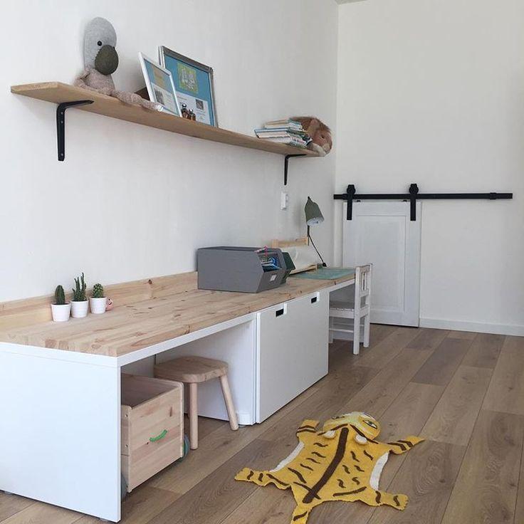 Spielecke – Babyzimmer ideen