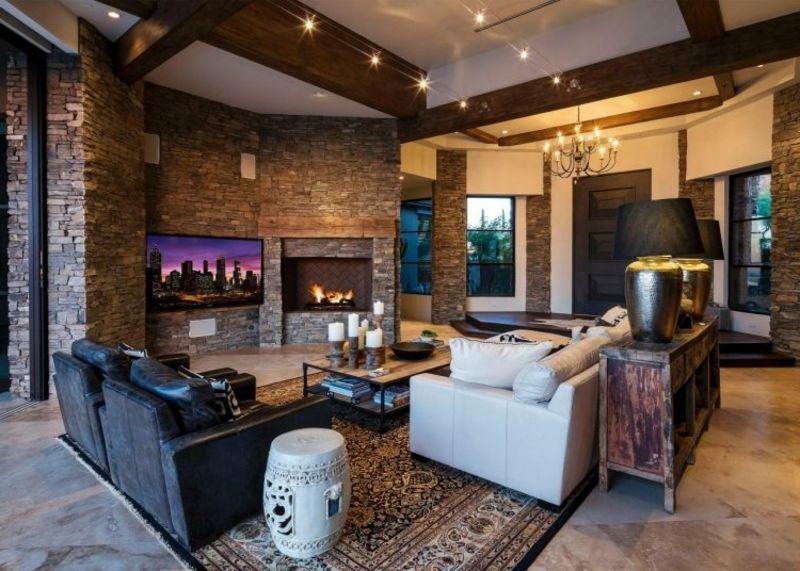 Steinoptik bei Wandverkleidung liegt voll im Trend – Haus Dekoration Mehr