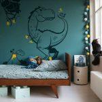 Stickers Muraux Dinosaures pour Chambre Enfant Garçon – Dinosaure – kit de 4 stickers enfants (envoi gratuit) - worldefashion.com/hem