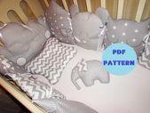 Stoßstange Kinderbett schlafen Babybett Nest Bettwäsche-Set, Kinderbett Auto, …