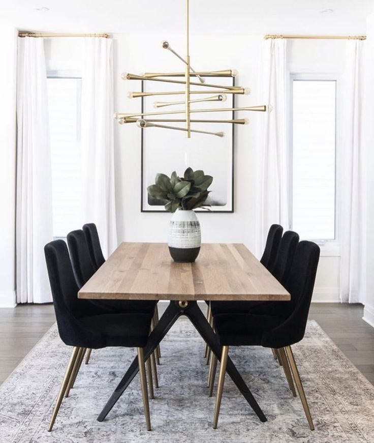 Stunning Dining Room Inspo – The Marble Home