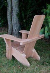 Super Hinterhof Sitzecke DIY Adirondack Stühle Ideen