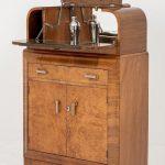 Superb Art Deco Drinks Cabinet