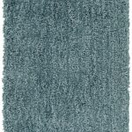 Surya Mellow MLW9014 Blue Plush Area Rug