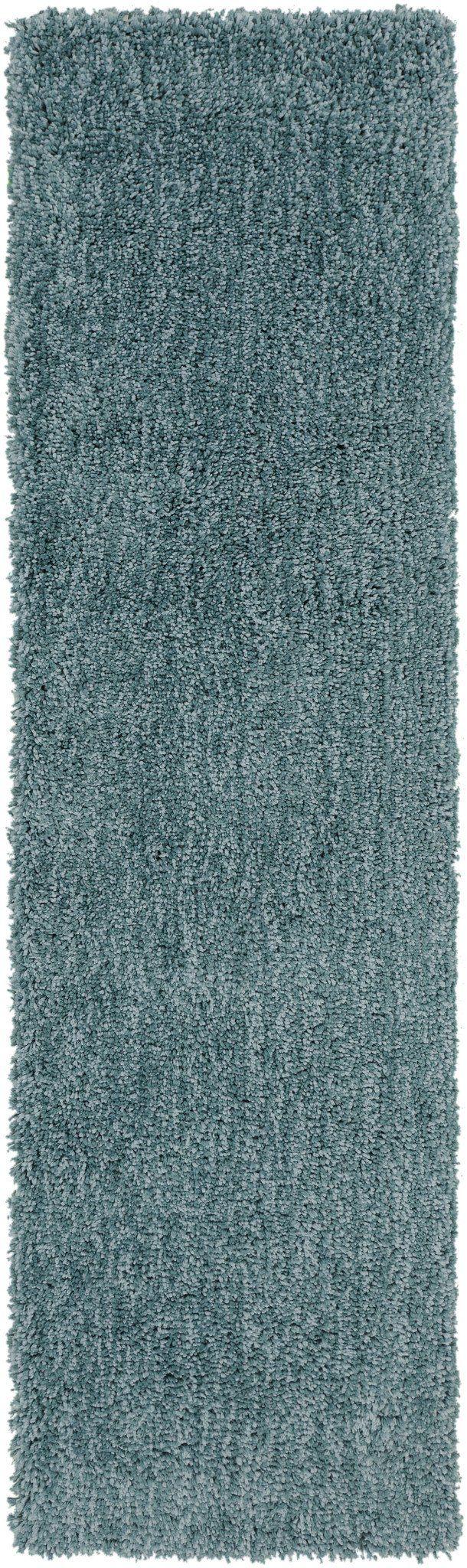 Surya Mellow MLW9014 Blue Plush Area Rug