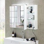 TOP 7 billige Badezimmerspiegelschränke
