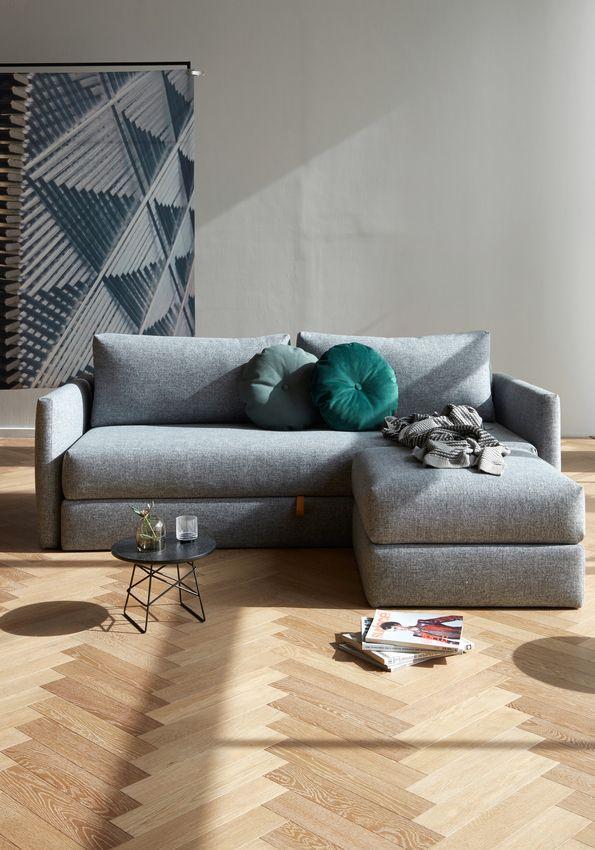 TRIPI – 140 x 200 cm, Schlafsofa, Scandinavian Design