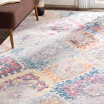 Taina Transitional Blue/Light Grey Rug