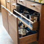 Take a tour around a smart walnut kitchen | Ideal Home