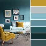 Teal and mustard sitting room | home color ideas , Teal and mustard ,color inspiration - Desing | desing.dessertpin.com