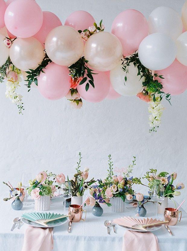 Team Bride: Styled Shoot von Festtagsfotografien und Ohsopretty – Lieschen heiratet