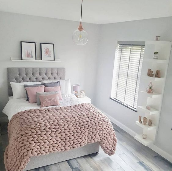 Teen Bedroom for Girls: 25+ Stylish Inspiration You'll Adore – #Adore #Bedroom…
