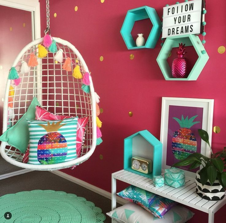 Teen / Tween Bedroom Ideas That are Fun and Cool – pickndecor.com/furniture
