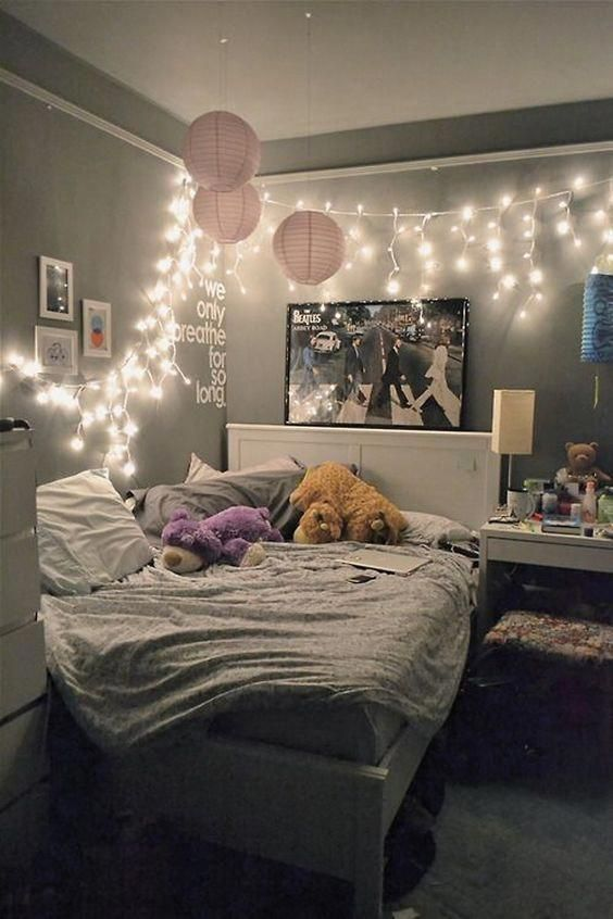 """Teens have unique ideas of what they consider as """"cool bedrooms."""" Teen bedro…"""