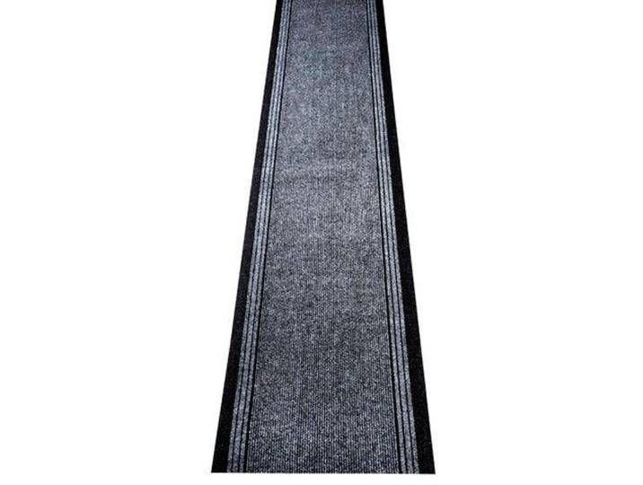 Teppichläufer Kongo in Grau