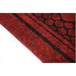 Teppichläufer Stone in Rot CaracellaCaracella