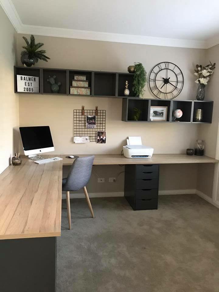 That desk design – Office Desk – Ideas of Office Desk #OfficeDesk –  That desk d…