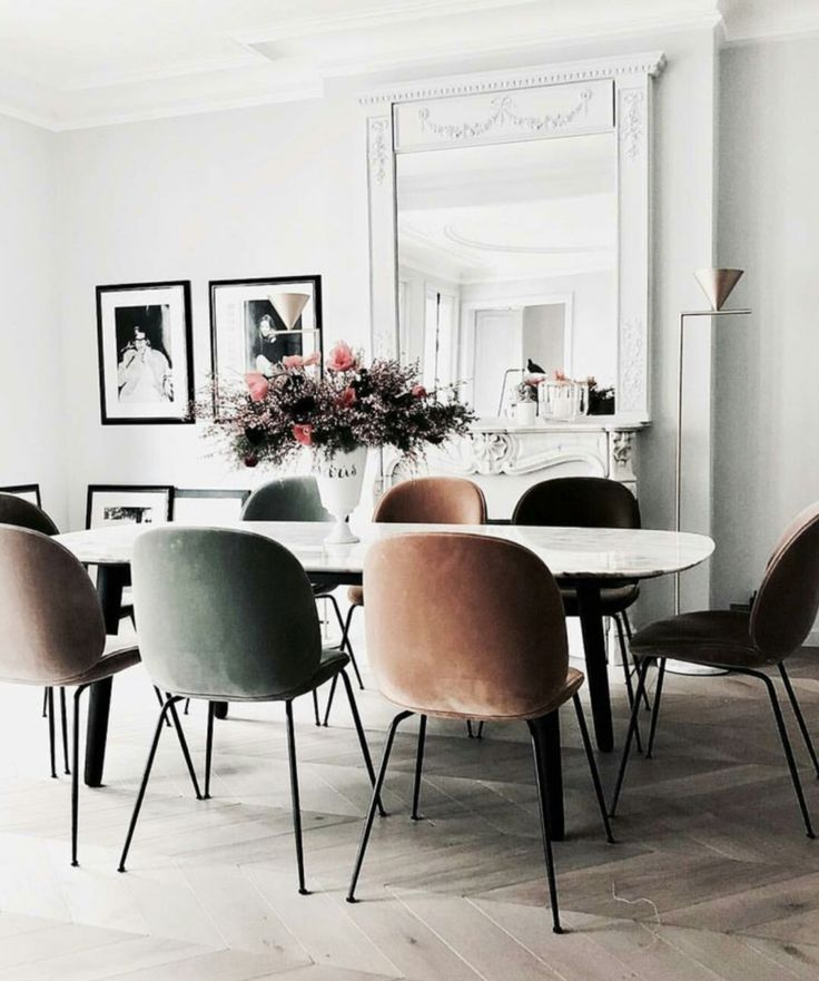 The 15 Most Beautiful Dining Rooms on Pinterest – Sanctuary Home Decor