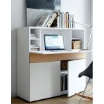 The FOCUS work station is a very pratical, and well designed home office system.