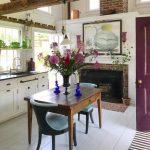 The Perfect Farmhouse Kitchen - %
