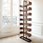 The Severin Bookshelf by Alex de Rouvray