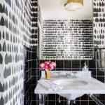 Things We Love: Flush Mount Lighting - #boldprintwallpaper #boldprintwallpaperba...