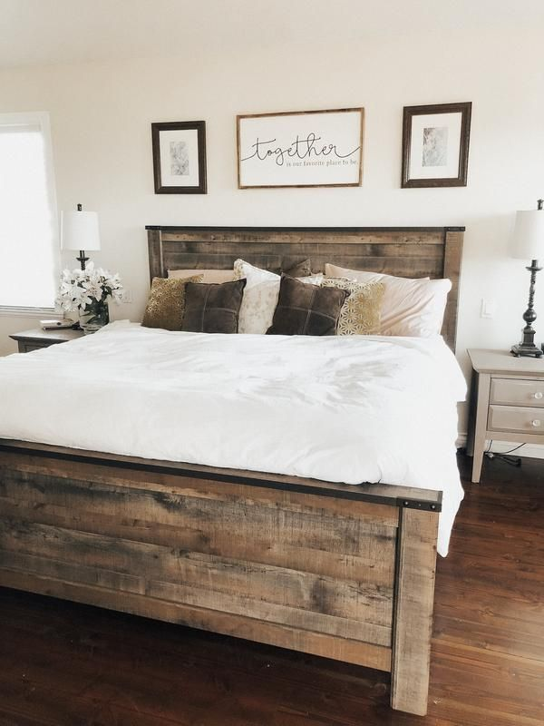 Together Is Our Favourite Place | Farmhouse Style Wood Sign