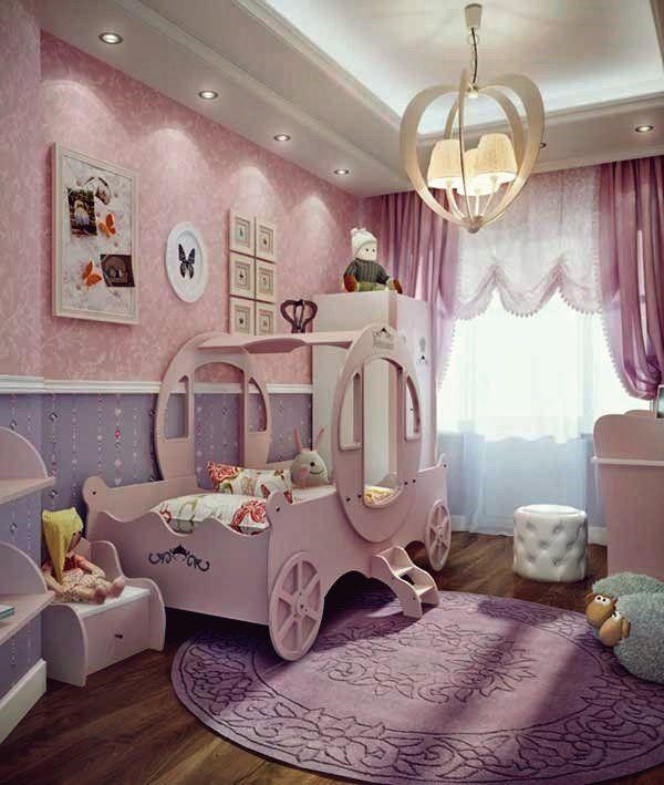 Top 19 fantastische Märchen Schlafzimmer Ideen für kleine Mädchen