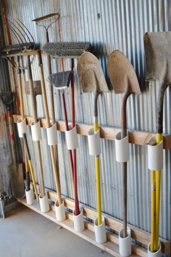 Top 20 Most Cost-Effective Ideas for Garden Projects with PVC Tubes – DIY Crafts