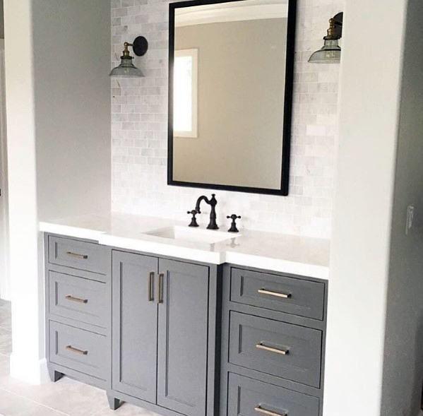 Top 70 der besten Ideen für Badmöbel  einzigartige Waschtische und Arbeitsplat…