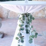 Topic Eucalyptus cocktail table ties are such a lovely element to add! | #weddingdecor...