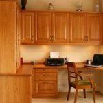 Traditionelles Heimbüro | traditionelle büromöbel für zu hause traditionelle solide ..., #Möb...