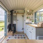 Tregwelan Shepherd's Hut, Holiday Cottage Description - Classic Cottages