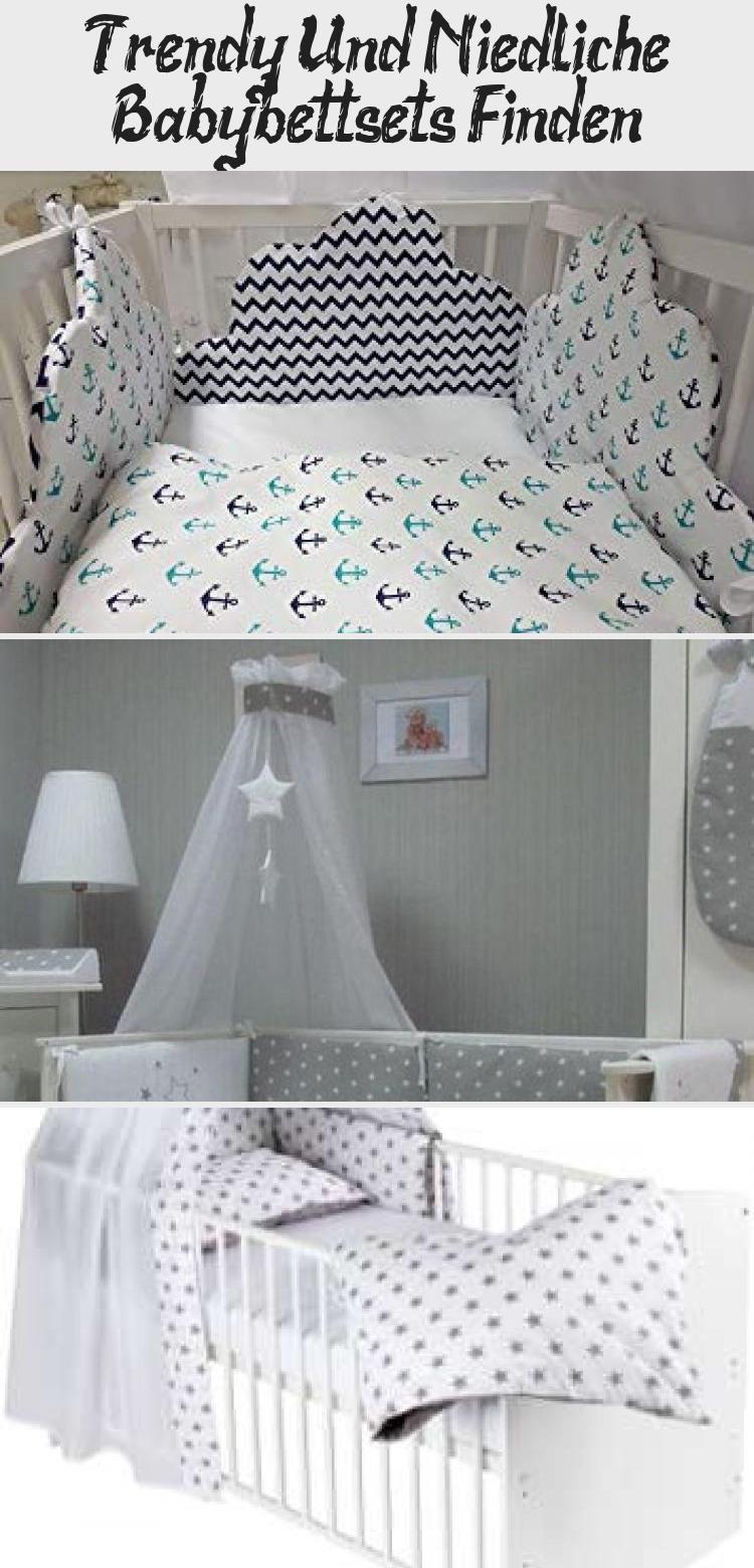 Trendy und niedliche Babybett-Sets finden Bettwäsche & Bett Sets, Stubenwagen B…