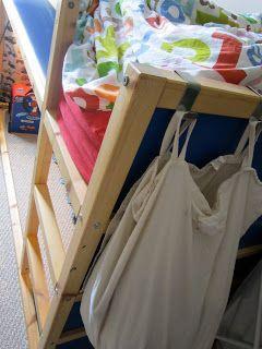 Tutorials Bastelprojekte Kinder Kinder Handgemacht: DIY Vorhänge für unsere neuen Kura …,  …