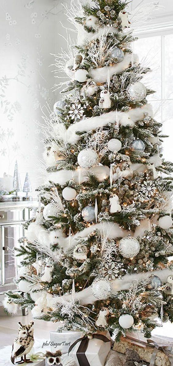 Ultimate Christmas Tree Inspiration | Studio 52 Interiors