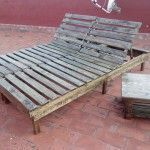 Upcycled Wooden Pallet Chairs- Upcycled Wooden Pallet Chairs  DIY Pallet Chaise … - https://hangiulkeninmali.com/dekor