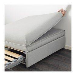 VALLENTUNA Sleeper module – Orrsta light gray – IKEA