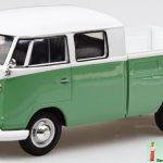 VW T1 Doppelkabine (DoKa) und Pritsche Modell