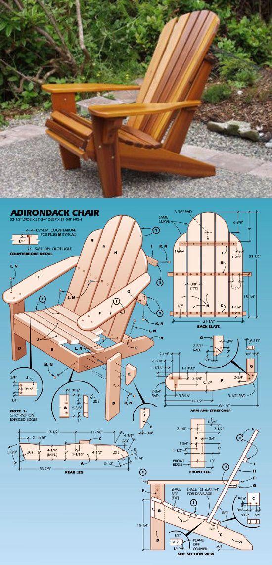 Vackra inomhus- och utomhusmöbler och hantverksplaner – DIY-bloggen – https://pickndecor.com/mobel