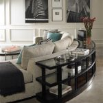 Vanguard Furniture - Our Products - W395RS-SU Fitz Radiused Console
