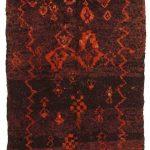 Vintage Moroccan Rehamna Tribal Carpet / 230 x 135 cm / Galerie RUMI - Sammlung ...