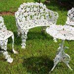 Vintage Wrought Iron Furniture | Wrought Iron Patio on Antique Wrought Iron Pati...