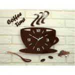 Wanduhr Coffee Time 3dwayfair.de